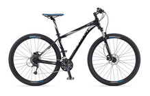 Giant Revel 29er 0 matte black/silver/gloss